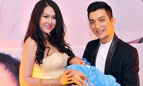 Sau ly hôn, vợ chồng Phi Thanh Vân ăn Tết ra sao? - 4