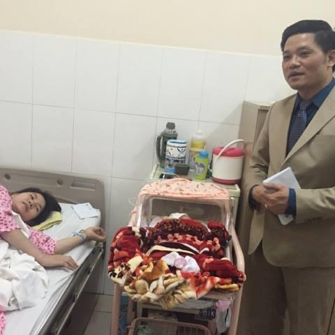 Công dân Hà Nội đầu tiên chào đời năm Đinh Dậu - 8