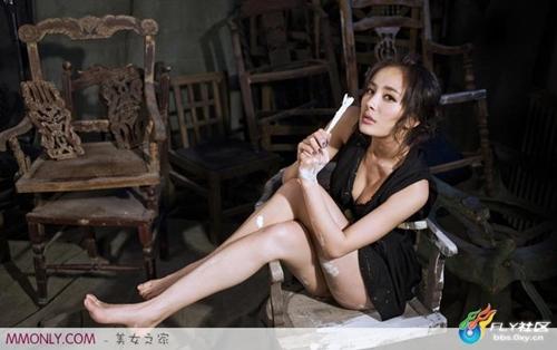 Dương Mịch khiến fan nam 'mất ăn mất ngủ' vì quá sexy - 8