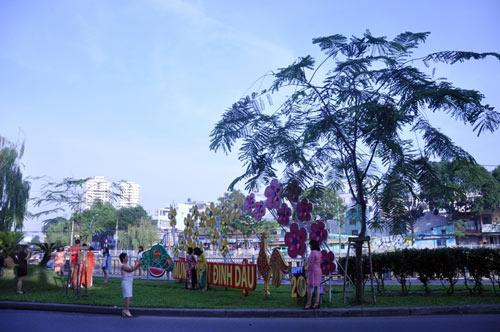 Sài Gòn se lạnh và tĩnh lặng sáng đầu năm - 3