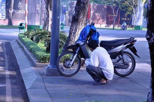Sài Gòn se lạnh và tĩnh lặng sáng đầu năm - 8