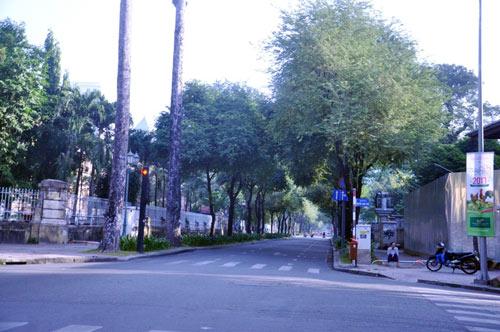 Sài Gòn se lạnh và tĩnh lặng sáng đầu năm - 7