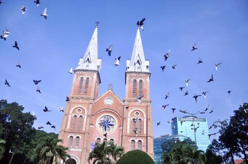 Sài Gòn se lạnh và tĩnh lặng sáng đầu năm - 15