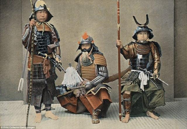 Ảnh màu hiếm có về samurai Nhật cách đây 130 năm - 6