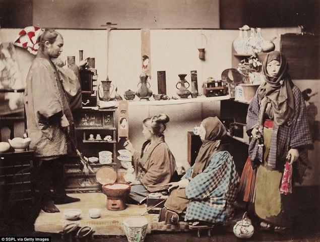 Ảnh màu hiếm có về samurai Nhật cách đây 130 năm - 4