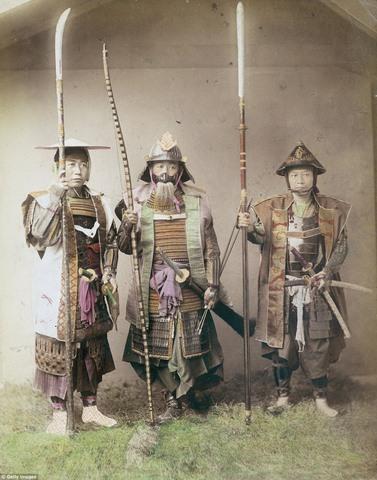 Ảnh màu hiếm có về samurai Nhật cách đây 130 năm - 8