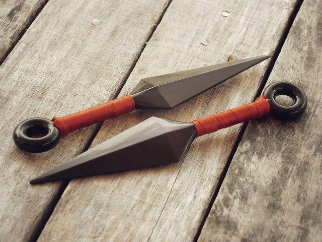 9 loại vũ khí đáng sợ bậc nhất của ninja - 5