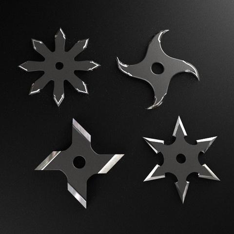 9 loại vũ khí đáng sợ bậc nhất của ninja - 2