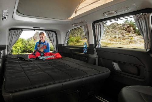 Cắm trại xuân với Mercedes-Benz Marco Polo Horizon - 6