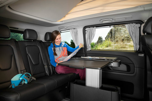 Cắm trại xuân với Mercedes-Benz Marco Polo Horizon - 5