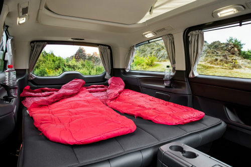 Cắm trại xuân với Mercedes-Benz Marco Polo Horizon - 8