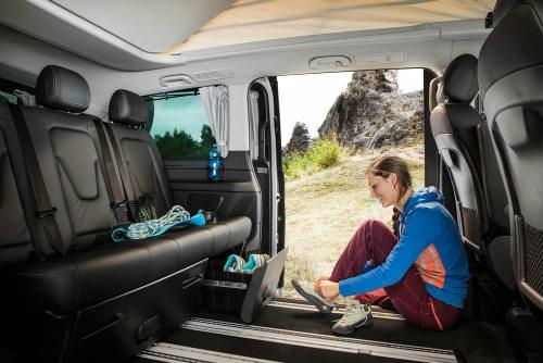 Cắm trại xuân với Mercedes-Benz Marco Polo Horizon - 4