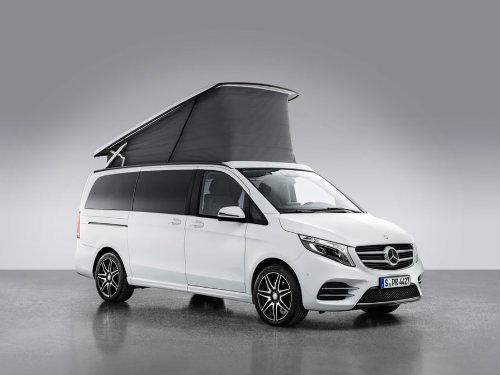 Cắm trại xuân với Mercedes-Benz Marco Polo Horizon - 3