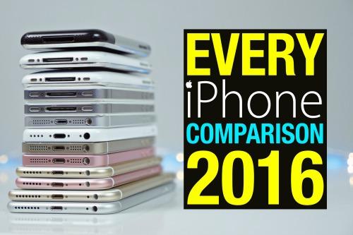 Video đọ tốc độ các đời Apple iPhone - 1