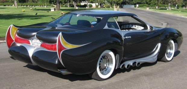 """DreamRyder - Chiếc xe Camaro với ngoại hình """"điên rồ nhất"""" - 2"""