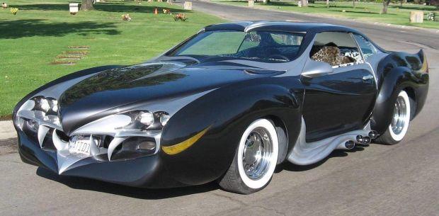 """DreamRyder - Chiếc xe Camaro với ngoại hình """"điên rồ nhất"""" - 1"""
