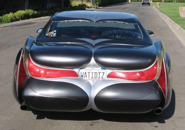 """DreamRyder - Chiếc xe Camaro với ngoại hình """"điên rồ nhất"""" - 4"""