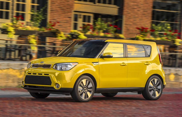 Top 10 xe cỡ nhỏ phổ biến tại Mỹ - 7