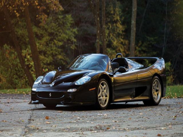 """Lý do chiếc xe F50 là siêu xe đua mạnh mẽ nhất """"mọi thời đại"""" của Ferrari - 1"""