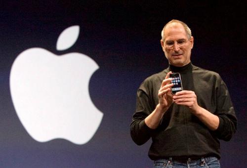 Nhìn lại thời điểm lịch sử ra đời chiếc Apple iPhone đầu tiên - 1