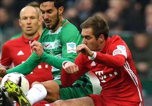 Bremen – Bayern Munich: Những phút cuối đau tim - 1