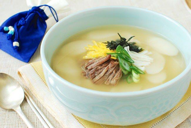 Những món ngon ngày Tết độc nhất vô nhị ở Hàn Quốc - 2