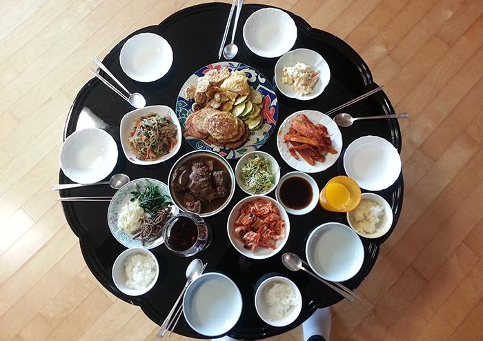 Những món ngon ngày Tết độc nhất vô nhị ở Hàn Quốc - 1