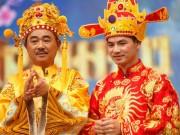 Giải trí - Khán giả thót tim vì Ngọc Hoàng đuổi việc Nam Tào trong Táo Quân