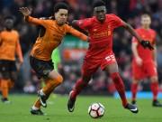 Bóng đá - Liverpool - Wolves: Ngược dòng bất thành