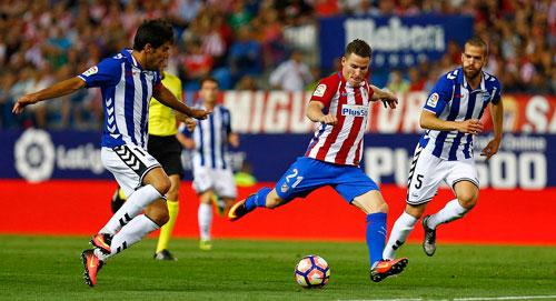 Alaves – Atletico Madrid: Ngai vàng xa xôi - 1
