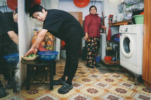 """Phòng trọ chật chội của mẹ con Quang Anh """"The Voice Kids"""" - 16"""