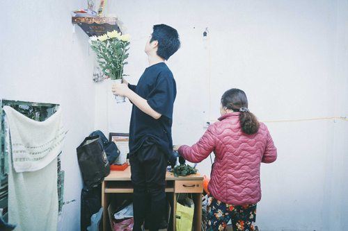 """Phòng trọ chật chội của mẹ con Quang Anh """"The Voice Kids"""" - 17"""