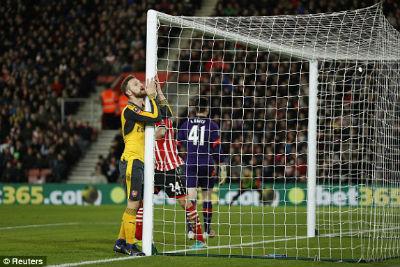 Chi tiết Southampton – Arsenal: Tan nát hoàn toàn (KT) - 4
