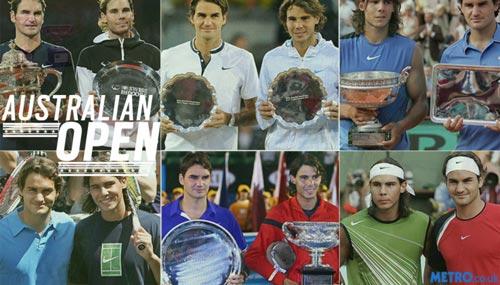Australian Open ngày 14: Federer – Nadal lần thứ 35 - 2