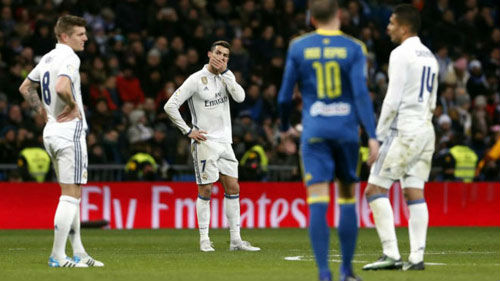 "Real Madrid - Sociedad: Vững tay trước ""sóng dữ"" - 1"