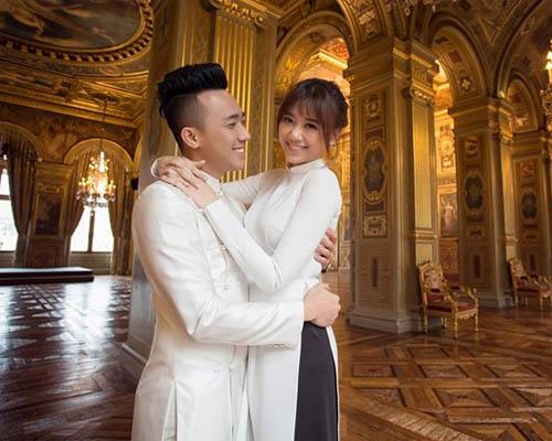 Năm đầu tiên làm dâu, vợ Trấn Thành thế nào trong ngày Tết? - 1
