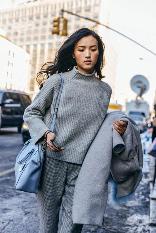 Sao nào mặc áo len cổ lọ đáng học hỏi nhất? - 1