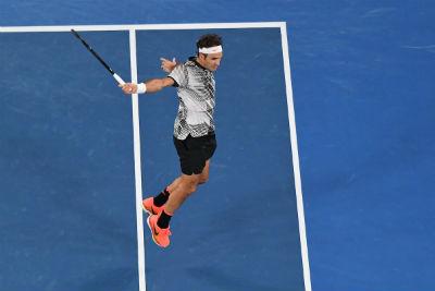 Chi tiết Federer – Nadal: Vỡ òa phút đăng quang (KT) - 7