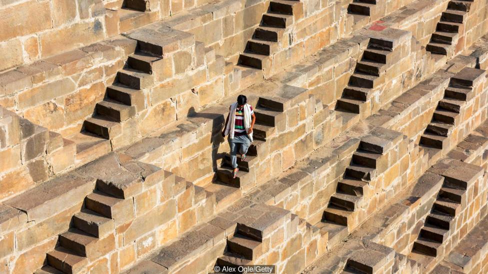 Kỳ quan kiến trúc đáng kinh ngạc ở Ấn Độ - 1