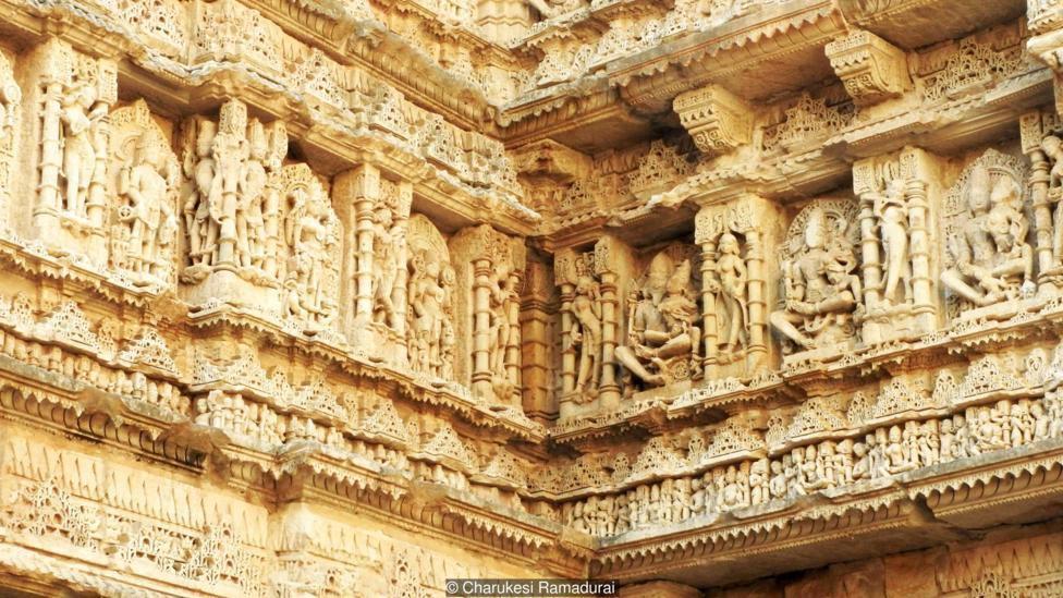 Kỳ quan kiến trúc đáng kinh ngạc ở Ấn Độ - 2
