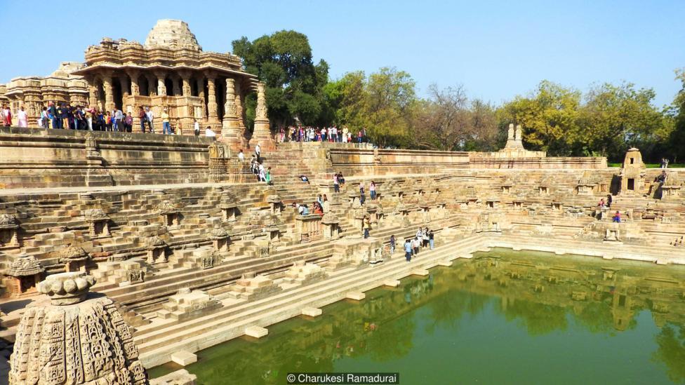 Kỳ quan kiến trúc đáng kinh ngạc ở Ấn Độ - 6