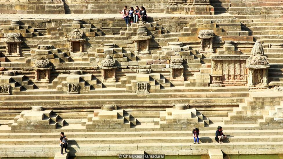Kỳ quan kiến trúc đáng kinh ngạc ở Ấn Độ - 4