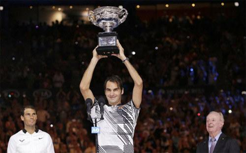 Roger Federer – Nhà vô địch vĩ đại nhất lịch sử tennis - 3