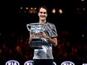 """Thể thao - Australian Open: Nhận Grand Slam 18, Federer """"chia"""" cho Nadal"""