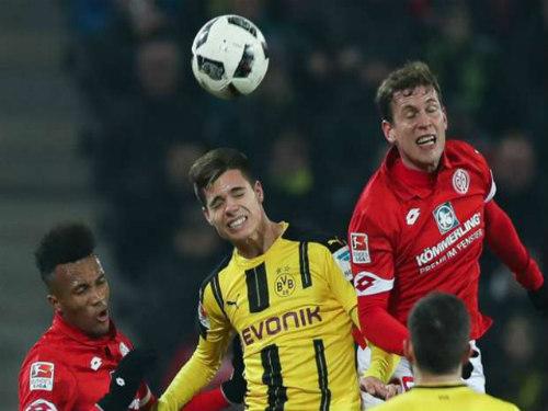 Mainz – Dortmund: Trả giá vì chủ quan - 1