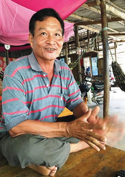 Thầy đìa ở U Minh Hạ - 2