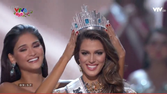 Sau 63 năm, nước Pháp lại có một nàng Hoa hậu Hoàn Vũ - 4