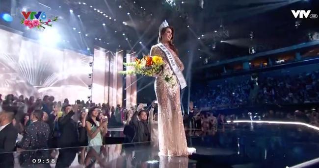 Sau 63 năm, nước Pháp lại có một nàng Hoa hậu Hoàn Vũ - 5