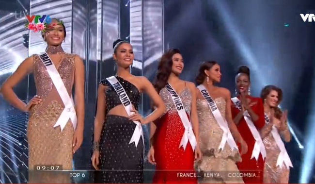Sau 63 năm, nước Pháp lại có một nàng Hoa hậu Hoàn Vũ - 12