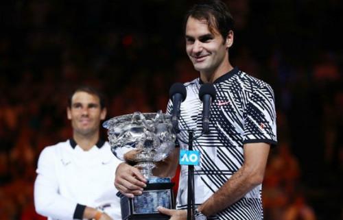 Federer 35 tuổi giành Grand Slam: Thiên anh hùng ca bất hủ - 2